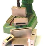 Single Row Machine Type Holder For Press Use - Optional Shanks Available - 1-1/8