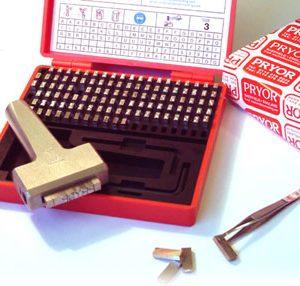 Pyror Series Type Set